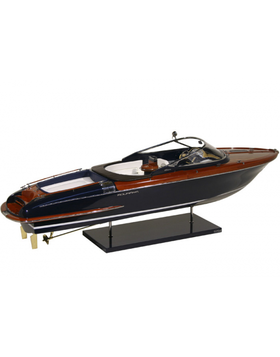 maquette bateau de collection riva aquariva 84cm merespace. Black Bedroom Furniture Sets. Home Design Ideas