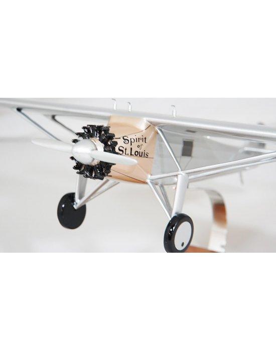 Maquette avion Spirit Of St Louis Ryan NYP en bois
