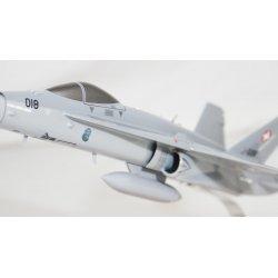 Maquette avion Le F/A-18 Hornet en bois