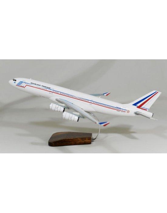 'Maquette avion l''A310 Esterel FAF en bois'