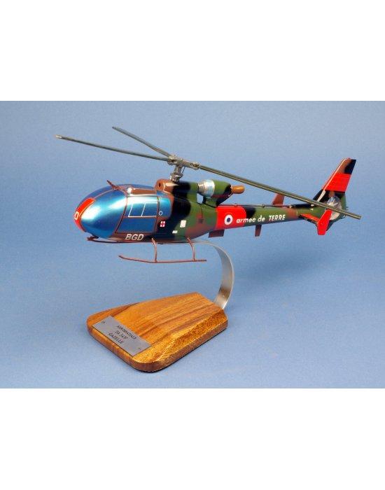 maquette gazelle AS341F