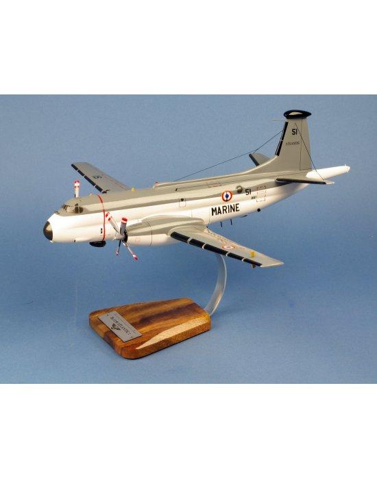 Maquette avion Breguet 1150 Atlantic1 en bois