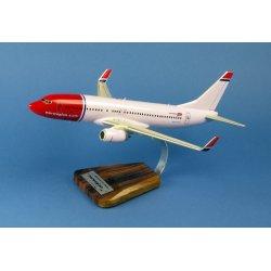 Maquette avion Boeing 737-800w Norwegian LN-NOQ