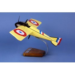 Maquette avion Morane Saulnier Type N F.A.F