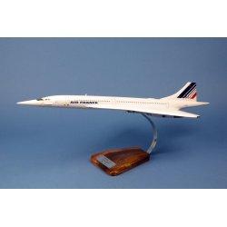 Maquette avion Concorde F-BTSD Musée de L'air