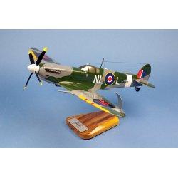 maquette Spitfire MK.IX Sqn341/GCIII/2 Alsace René Mouchotte