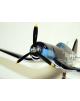 Maquette avion F4U Corsair Chance Vought - Black Sheep -