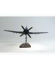 Maquette avion Grumman F8F-1 Bearcat Languedoc en bois